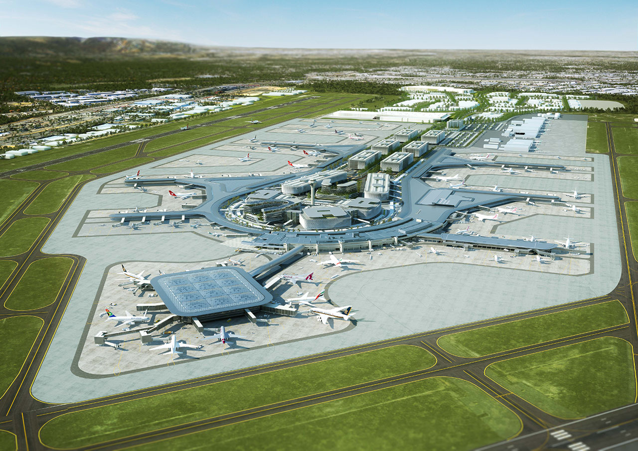 1 5b Upgrade To Perth Airport Marble